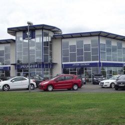 Autohaus Löwenzentrum Bleker, Borken