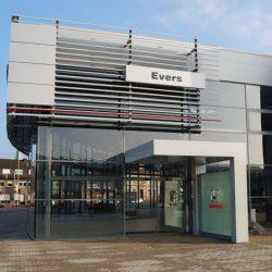 Autohaus Evers Honda, Bocholt