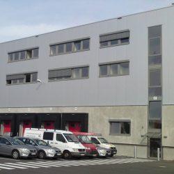 REWE-Penny Logistikzentrum, Köln