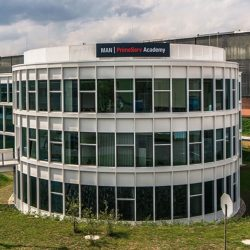 Neubau MAN PrimeServ Academy, Oberhausen