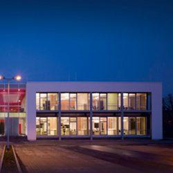 Bürogebäude Teppichfabrik, Wesel