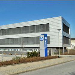 Bürogebäude ThyssenKrupp, Oberhausen