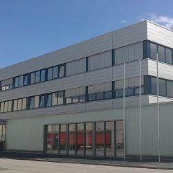 Bürogebäude Kraftverkehr Nagel KVN, Bochum