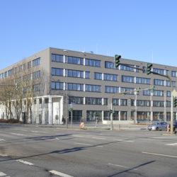 Polizeipräsidium, Aachen